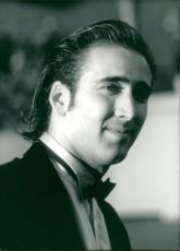 Actor Nicolas Cage