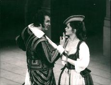 Theater Opera, Björn Asker, and Sylvia Lindenstrand