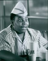 """A photo of Kenan Thompson in the film """"Good Burger"""". 1997."""