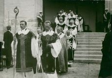 Sigtuna Foundation. Inauguration August 1918
