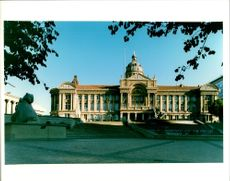 The Council House in Birmingham.
