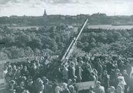 Bofors cannon Hojer Threatened his mouth over the capital