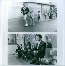 Still of Arnold Schwarzenegger in Kindergarten Cop.