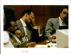 The Trial of OJ Simpson.