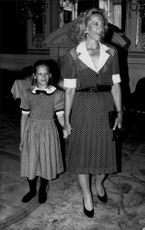 Princess Michael of Kent with daughter Lady Gabriella Windsor