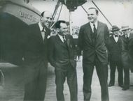 Gast, Crawer and Rob Wood The last unsuccessful atlantic expedition 1929.