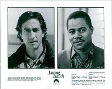"""1995 A scene in the film """"Losing Isaiah""""."""
