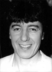 Bill Wyman smiling.