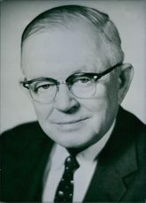 A Democrat, American politician, J. Millard Tawes has been elected governor of the State of Maryland for a four-year term 1959-1963.