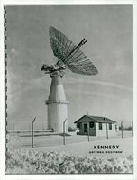 The radio telescope The Raw Observatory will receive for example. a. experiments with telecommunications with satellites