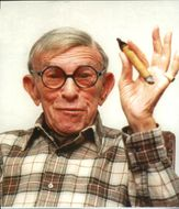 BURNS, George, ActorComedian, died Nov '96