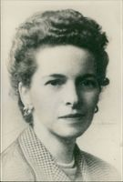 Donald  Maclean's wife