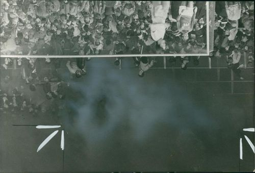 Football hooliganism (hooliganism at highbury)