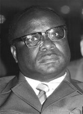 Portrait of Enos Mzombi Nkala.