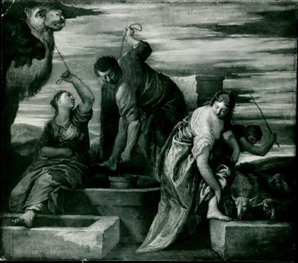 Works by Paolo Veronese