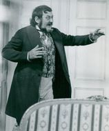 John Harryson as Mr. Mercadet