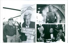 Lloyd Bridges in Hot Shots! Part Deux.