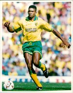 Efan Ekoku, football player Norwich