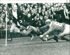 Gerald Davies Welsh rugby player