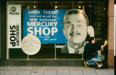 Mercury Communication ads .
