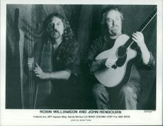 John Renbourne and Robin Willliamson