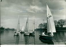The London Corinthian Sailing Club.