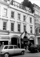 Sotheby's Auction Company in London