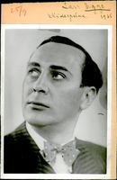 Portrait image of Lars Egge taken in an unknown context.