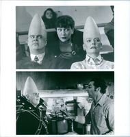 """Scenes from the movie """"Coneheads"""" 1993"""