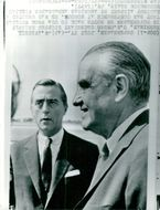 Averell Harriman with William McCormick