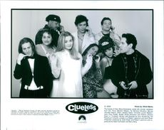 """1995 A photo in the film """"Clueless""""."""