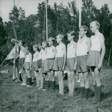 Scout movement
