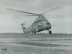 Aveen's helicopter
