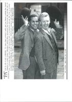 Gary Wilmot and Les Dennis.