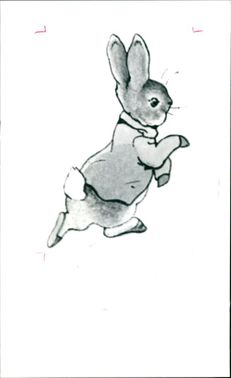 Peter Rabbit: has just recieved another blow.