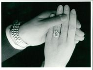 Prince Andrew-The Royal Engagement Ring