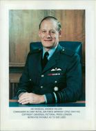 Air Marshall Sir Andrew Wilson.
