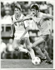 Johan Cruijff - Los Angeles Aztecs
