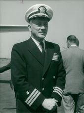 William Andersson, Commander and Commander of the Nautilus Nuclear Boat