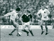 Football. World Cup 1978 Argentina. Scotland Holland