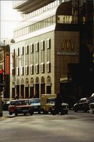 McDonald's restaurant in Moscow