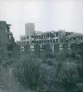 War Damage place in England, 1946