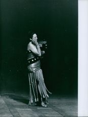 Renata Tebaldi performing.