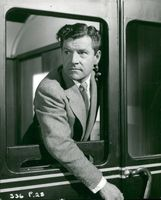 "Kenneth More in the movie ""The Thirty Thirty Steps"""