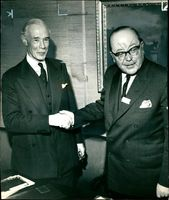 D. A. Stirling with david robert