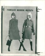 Fashions:one thing has escaped the russian couturies.