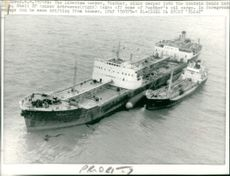 The Liberian tanker, Panther