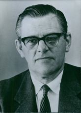 Portrait of Thomas E. Pigot, 1964.