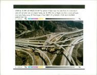 The 1994 Northridge earthquake USA:two section of feader ramps from state route 14.