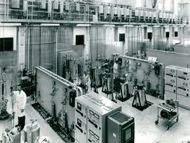 AB Atomenergi's laboratory for corrosion and water chemistry